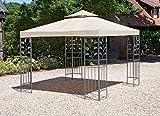 Greemotion - Garten Pavillon Livorno - beige - wasserabweisend