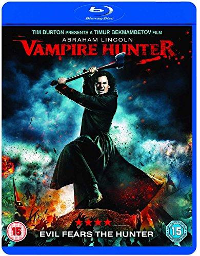 Abraham Lincoln Vampire Hunter  Blu-ray   Region Free