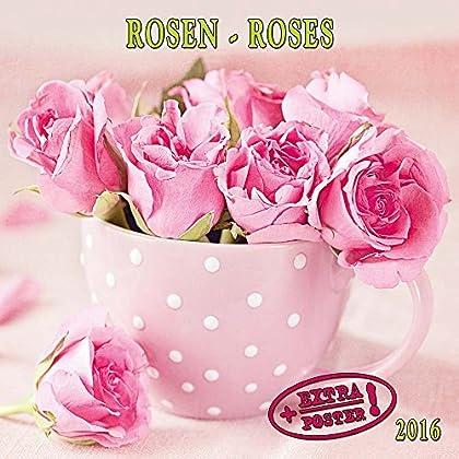 Nostalgic Roses/Nostalgische Rosen 2020: Kalender 2020 (Artwork Edition)