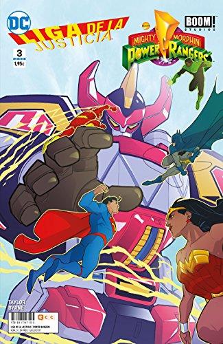 Liga de la Justicia/Power Rangers núm. 03: Liga de la Justicia/Power Rangers 3: 6