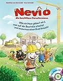 Nevio, die furchtlose Forschermaus 04. Wie ein Haus gebaut wird, wer auf der Baustelle arbeitet und wozu man einen Kran braucht