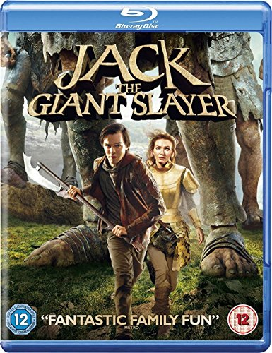 Jack and the Giants [Blu-Ray] (Deutsche Untertitel)