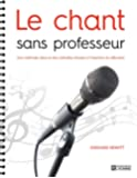 Le chant sans professeur