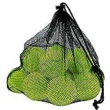 Philonext 12 Pcs Balles de Tennis avec Sac de Transport Mesh, Balles pour Chien Chiot...