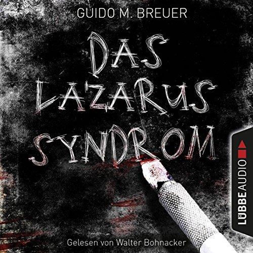 Buchseite und Rezensionen zu 'Das Lazarus-Syndrom' von Guido M. Breuer