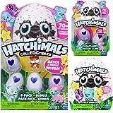 Hatchimals Colleggtibles Season 1 4-pack + bonus, 2-pack + nest, 1 blind SET (random assortment) Collectibles