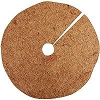 Esschert Design Frost Custodia in tessuto non tessuto in fibra di cocco, singolarmente zu 2er Set, taglia S, ø24,5X 0,8cm, Quantità: 1 pezzo