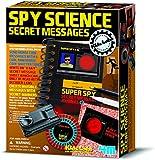 Spy Science Secret Message Kit