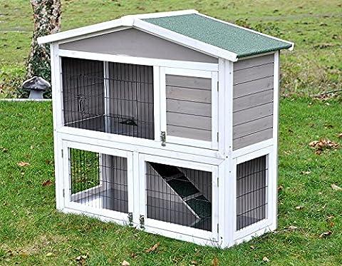 Cage Rongeur Bois - nanook clapier cage lapin en bois