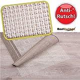 Pro Home Teppich Gleitschutz Antirutschmatte Teppichunterlage in 6 Verschiedene Größen, Auswahl: 80 x 150cm