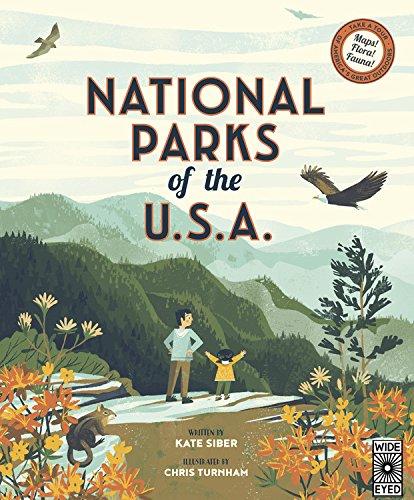 National Parks of the USA por Kate Siber