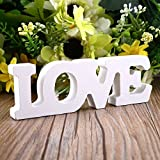 Wooden Letter Alphabet Word Free Standing Party Home - Best Reviews Guide