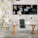 Tafelfolie magnetisch ideal für Wände und Möbel 100x75 cm
