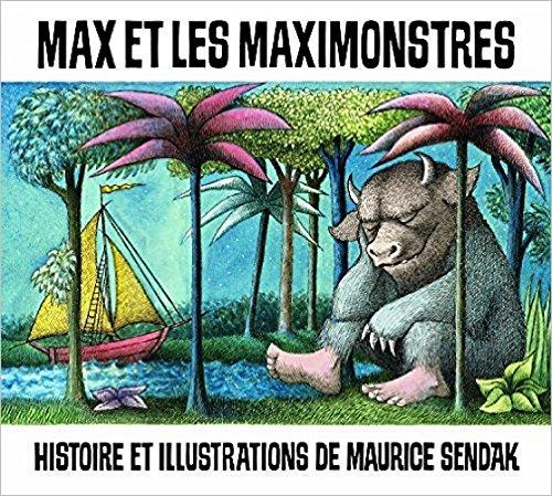 Max et les Maximonstres (Ne) par Sendak Maurice