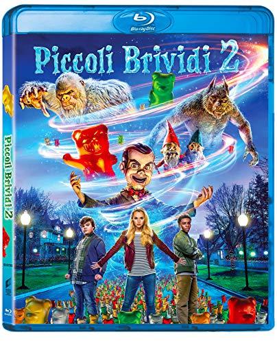 Blu-Ray - Piccoli Brividi 2: I Fantasmi Di Halloween (1 BLU-RAY) (Film-dvd 2019 Halloween)