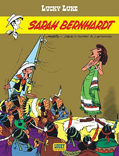 Lucky Luke, tome 19 : Sarah Bernhardt par Fauche