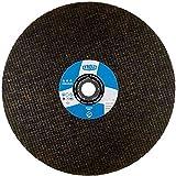 Tyrolit 41h Disco de corte recto, tejido unidas, tamaño 350x 4,0x 20, VE: 10pieza, 1pieza, 75934