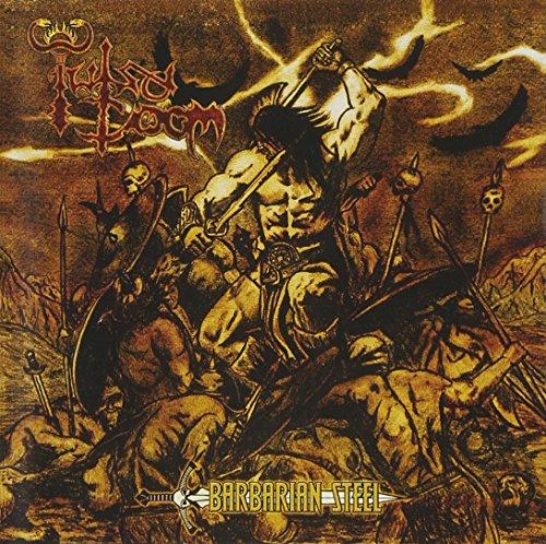 Tulsadoom: Barbarian Steel (Audio CD)