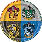 Harry Potter 59105 Assiettes en carton, Lot de 8