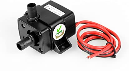 Genric DC12V 3M 240L/H Ultra Quiet Brushless Submersible Water Pump
