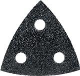 Worx WA2113 Sonicrafter Schleifblatt gelocht Körnung 180 (20 Stück)