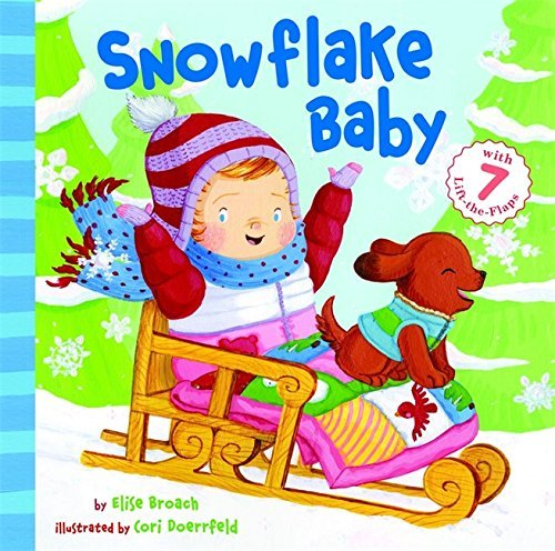 Snowflake Baby (Baby Seasons) by Elise Broach (2011-11-01)