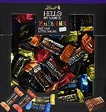 Lindt HELLO Mini Stick Mix Box 800g, gefüllt mit Mini Sticks in vier aufregenden Sorten