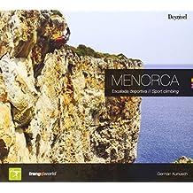 Menorca escalada deportiva