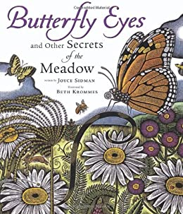 Butterfly Eyes and Other Secrets of the Meadow by [Sidman, Joyce]