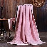 BDUK Bett Decken Doppelschelle Baumwolle dicke Decke Composite Flanell Bettwäsche Decken Decken zu tun