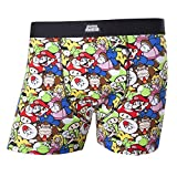 Nintendo Boxershorts -L- all over print