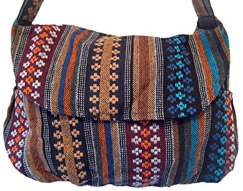 the-little-market-shop-bolso-al-hombro-de-algodon-para-mujer-multicolor-naranja