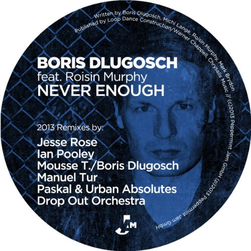 Never Enough (Paskal & Urban Absolutes Mix) [Feat. Roisin Murphy]