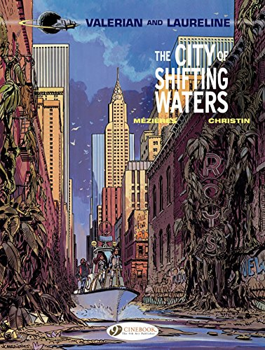Valerian & Laureline - Volume 1 - The City of Shifting Waters (English Edition) - Jeans Bubble