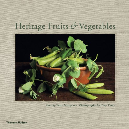 Heritage Fruits & Vegetables por Toby Musgrave