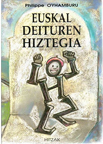 Euskal Deituren Hiztegia, tome I : Dictionnaire des patronymes asques / Diccionario de Apellidos vascos par Philippe Oyhamburu