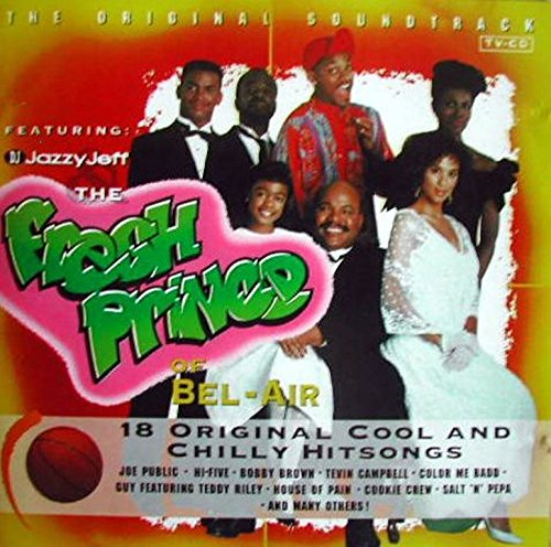 Fresh Prince Of Bel Air Tv Ost -