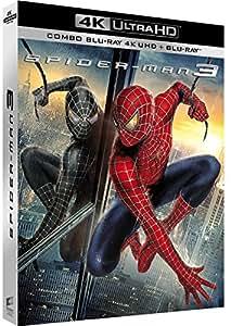 Spider-man 3 4k ultra hd [Blu-ray]