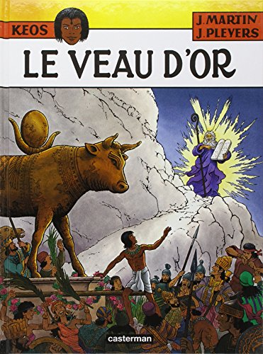 Keos, Tome 3 : Le veau d'or