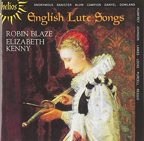 English Lute Songs Blaze Audio