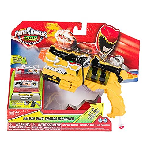 Power Rangers : Dino Charge – DX Morpher Dino Charge