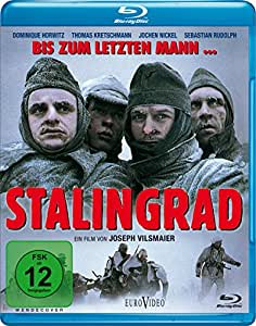 Stalingrad (Blu-Ray) [Import allemand]