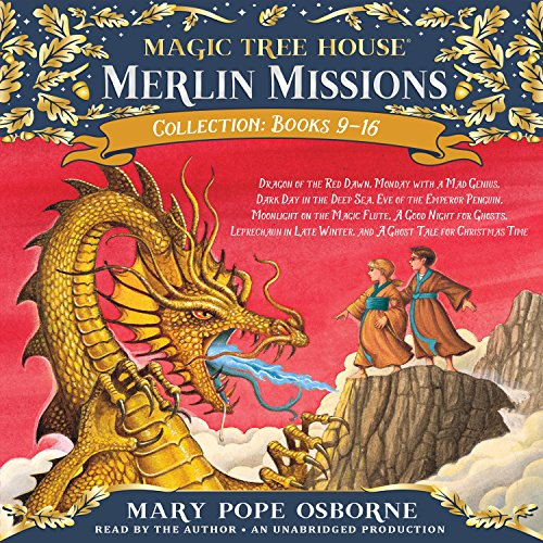 Merlin Mission Collection: Books 9-16