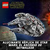 LEGO Star Wars TM - Halcón Milenario, Juguete de Construcción de Nave Espacial, Incluye...