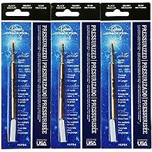 Fisher Space Pen 3 Pack Black SPR4 Refills for Bullet