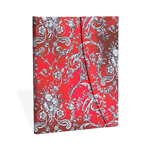 Rokoko Revival Zauberhafter Abend - Notizbuch Groß Liniert - Paperblanks