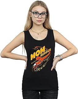 4feca402caf2d1 Disney Damen The Incredibles 2 Edna Mode T-Shirt: Amazon.de: Bekleidung