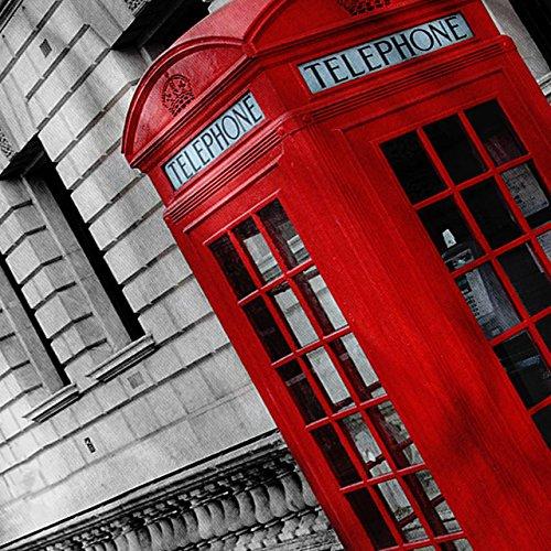 Téléphone Boîte Royaume-Uni Mode Femme S-2XL Sweat-shirt | Wellcoda Noir