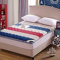 KELE Colchón de algodón,Estudiante Dormitorio Individual Colchón Tatami,Colchón colchón ...