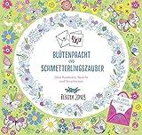 Blütenpracht und Schmetterlingszauber von Rebecca Jones